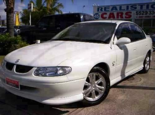 2000 used holden commodore vt s pack series 2 sedan car sales lakes entrance vic excellent 15 490. Black Bedroom Furniture Sets. Home Design Ideas