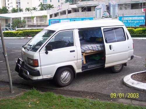 Elegant Carry VanMinivan  Cars Vans Amp Utes  Gumtree Australia Brisbane
