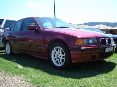 Bmw 318i. Used BMW 318I Specs