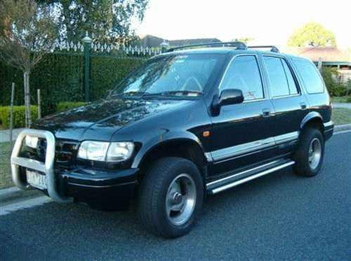 Build Date: 2000; Make: KIA; Model: SPORTAGE; Series: Price: $10600