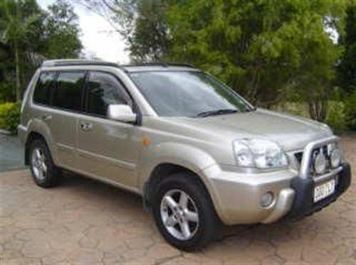 2003 used nissan x trail t30 ti l 4x4 car sales noosa qld 20 500. Black Bedroom Furniture Sets. Home Design Ideas
