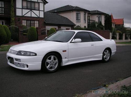 1995 Nissan Skyline R33 Gts-t Used Nissan Skyline Hr33 Gts-t