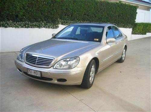2002 used mercedes benz s320 s class sedan car sales for 2002 s500 mercedes benz