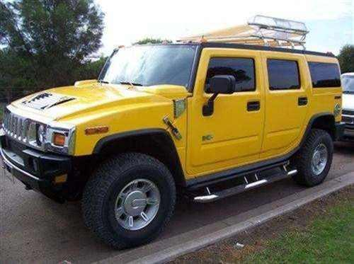 2003 used hummer h2 suv 4x4 car sales gold coast qld 110 000. Black Bedroom Furniture Sets. Home Design Ideas