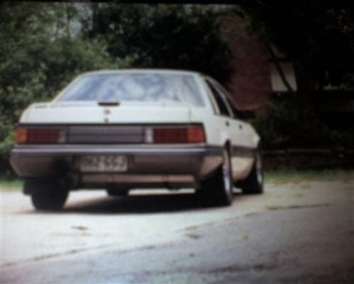 Build Date: 1988; Make: HOLDEN; Model: COMMODORE; Series: VL TURBO BT1