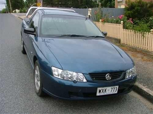 Build Date: 2003; Make: HOLDEN; Model: COMMODORE; Series: VY - 'S' PACK