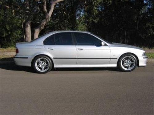 2001 Used Bmw 530i E39 M Sport Sedan Car Sales Sydney Nsw
