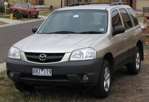 2004 used mazda tribute limited sports wagon car sales. Black Bedroom Furniture Sets. Home Design Ideas
