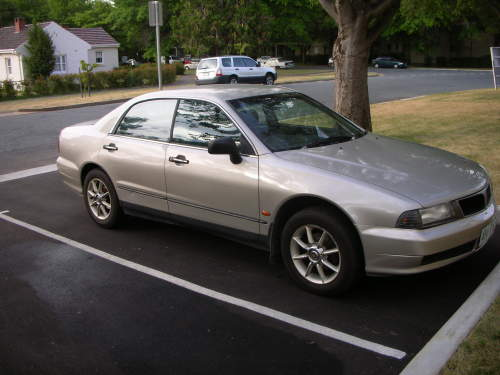 Check Car Insurance Expiry Date >> 1997 Used MITSUBISHI MAGNA TF Executive SEDAN Car Sales KINGSTON ACT Very Good $5,500