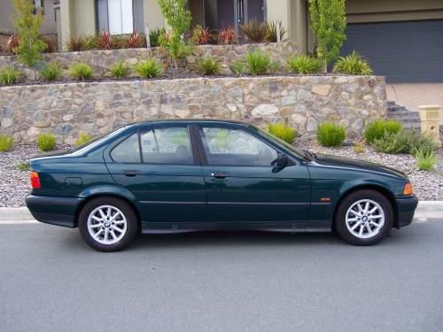 1996 Used Bmw 323i Sedan Car Sales Canberra Act Very Good  10 500