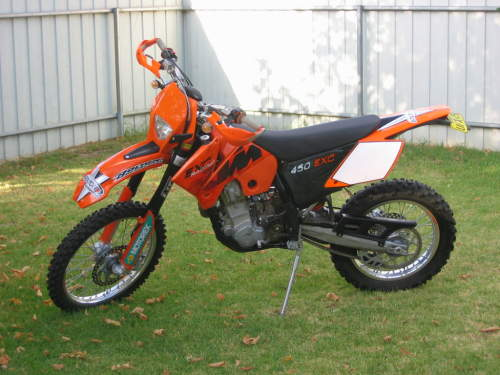Ktm 450 For Sale. Used KTM 450EXE RACING Specs