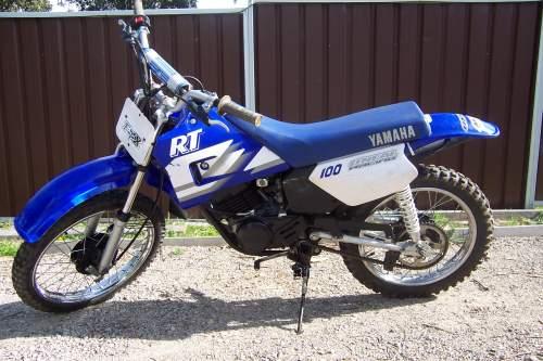 2001 yamaha rt100 farm austral nsw good condition austral nsw for 100cc yamaha dirt bike