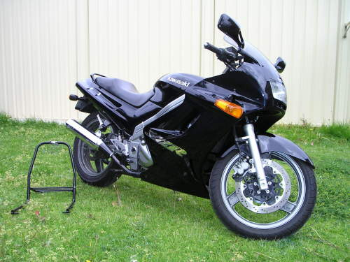 Used KAWASAKI ZZR 250 EX250 For Sale With Excellent Condition Great Ride Learner Legal Always Garaged Hardly Service History