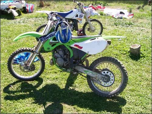 Kawasaki Kx For Sale Nsw