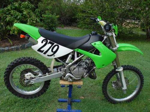 Look no further! 2004 Kawasaki KX 85 for sale