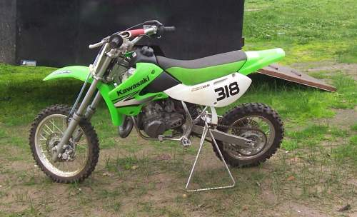 Kawasaki Motorcycles  Kawasaki KX 65 Top Pics of the Year