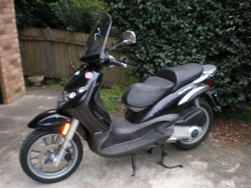 2007 piaggio x9 250 scooter st ives nsw excellent condition st