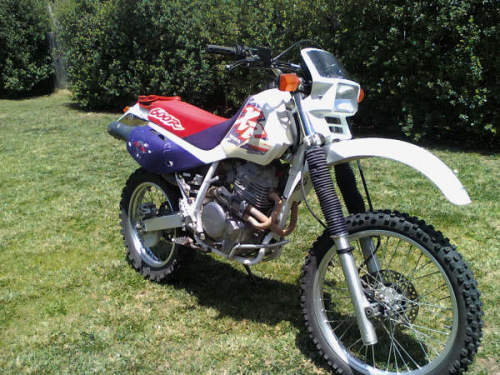Act Rego Check >> 1996 HONDA XR600R TRAIL Dunlop ACT Excellent Condition Dunlop ACT