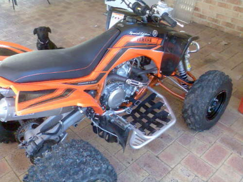 2008 YAMAHA YFZ450 ATV SPORT wanneroo WA Excellent Condition