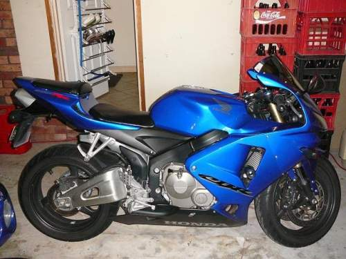 2005 Honda Cbr600rr Sportsbike Condell Park Nsw Excellent Condition