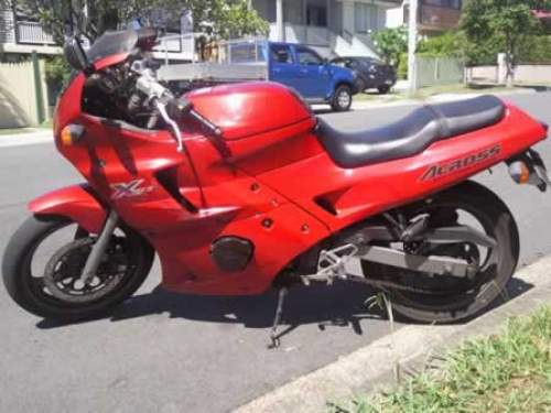 suzuki gsxf  sportsbike paddington qld good condition paddington qld