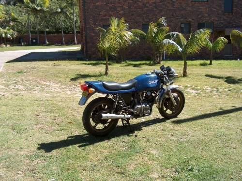 1980 DUCATI 900SS DARMAH CLASSIC Ingleside Sydney NSW Fair Condition