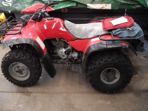 Honda 300 Trx. Used HONDA TRX300 Specs