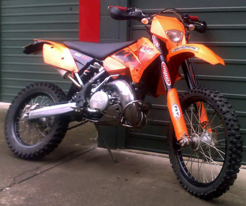 2006 ktm 300exc enduro st lucia qld very good condition st lucia qld