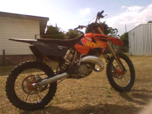 2004 KTM 125SX MOTOCROSS penrith NSW Excellent Condition