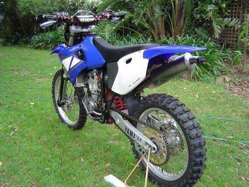 2001 YAMAHA YZ426F MOTOCROSS Elanora Heights NSW Excellent
