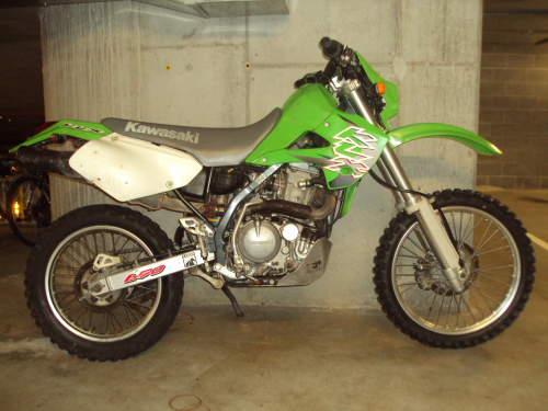 2000 Kawasaki Klx650r Klx650 Enduro Kensington Nsw Very Good