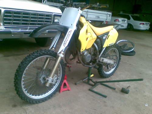 1998 rm 125 Specs 1998 Suzuki rm 125 Specs