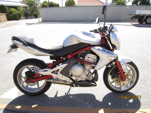 2006 Kawasaki Er5 Street Bike Fremantle Wa Excellent Condition