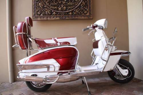 lambretta tvseries  scooter tallai qld   condition tallai qld