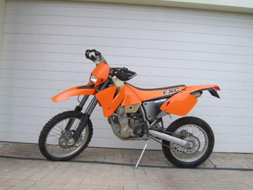Used KTM 400 EXC - NEW PRICE for sale with It s time for me to upgrade so  I m saying goodbey to my Katie who has serve  5,950 a3930ade54