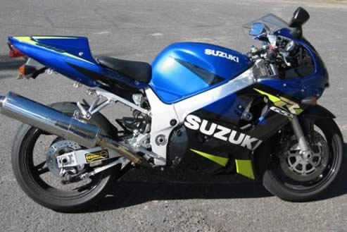 2001 suzuki gsxr 600 road yass act yass act. Black Bedroom Furniture Sets. Home Design Ideas