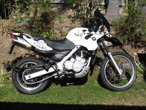 Used BMW F650GS DAKAR Specs