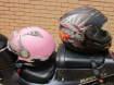 Enlarge Photo - 2 helmets